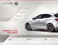 VA digital campaigns - Alfa Romeo - Fiat