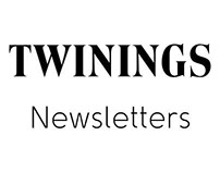 Twinings Newsletters