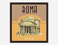 Francobolli Romani