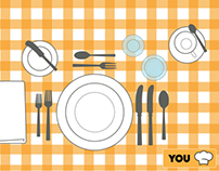 Ryouchef - Table setting