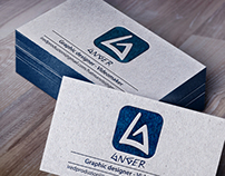 Anger Design logo project