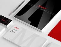 MAAN - Re-branding