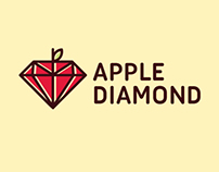 Apple Diamond (On Sale Logo)