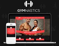 Gymnastics - Fitness theme