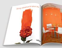 Valspar Paint Ad Series