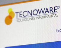 Tecnoware Website