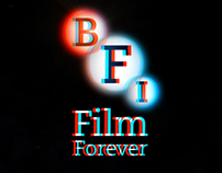 BFI LOGO ANIMATION 3DS