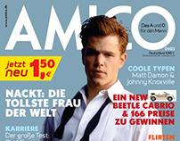 AMICO - Men's Magazine 2003
