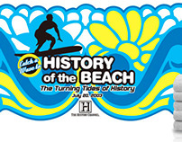 History of the Beach On-Air Press Kit