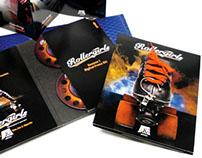 Rollergirls On-Air Press Kit
