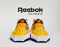 Reebok Omnizone sneaker