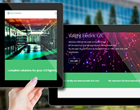 Valight Electric - Website