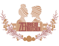 BRAND IDENTITY- ZEN BREAD & KITCHEN