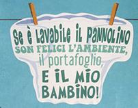 Campagna Pannolini Lavabili