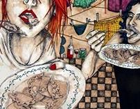 Earthly Delights.Pierogi Ecstasy. I