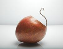 Momotaro Peach Vessel