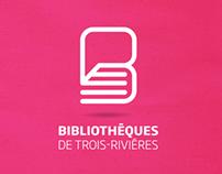 Bibliothèques de Trois-Rivières