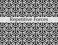 Fashion Design Project: Repetitive Forces