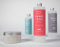 Pine-Sol Product Rebrand