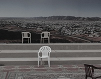 Seating On The Desert