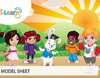 iLearn Model Sheet