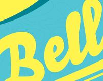 Typeface Poster: Bello