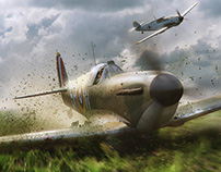 Battle of Britain Combat Archive Vol. 4 - cover