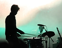 Sigur Ros live in KL | Photography