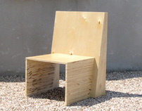 Plane Chair No. 1