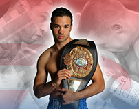 Delvin Rodriguez - Professional Boxer