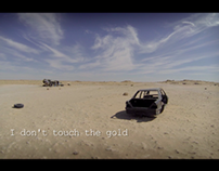 "documentary ""I don`t touch the gold"" (teaser)"
