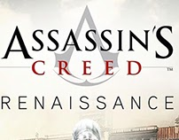 Book Cover: Assassin's Creed Renascença