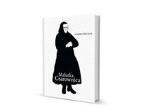 """Malutka czarownica"" graphic design"