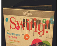 Progetto di packaging per cd