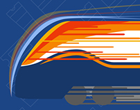 East Midlands Trains | Poster Design