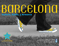 Barcelona Shoes | Product and Brand Design