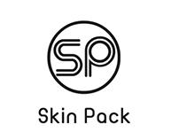 Skin Pack logo rebranding