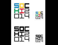 Sochi Logo Project