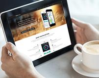 WhiteStar - Responsive HTML5 Landing Page