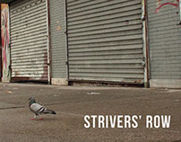 Strivers' Row - The Loose Canyons