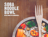 FOOD: Soba Noodle Bowl