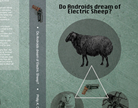Do Androids Dream of Electric Sheep Book Covers.