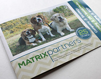Matrix Partners Promotional Booklet