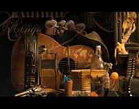 ILM 2011 VFX Reel - motion graphics