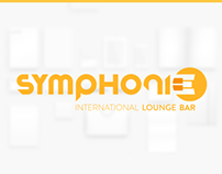 Symphonie - International Lounge Bar // Brand Identity