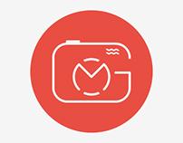 Gaëlle Mistiaen - Logo design