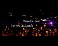 Sensuality & Sense - Mercedes-Benz CLS Launch Event