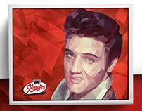 Ilustración Elvis