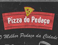Pizza do Pedaço Painel