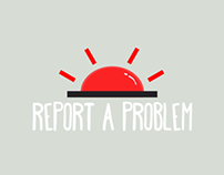 Report a Problem (IBM: People for Smarter Cities)